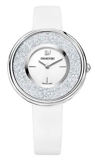 Swarovski Crystalline Pure White Ladies Watch