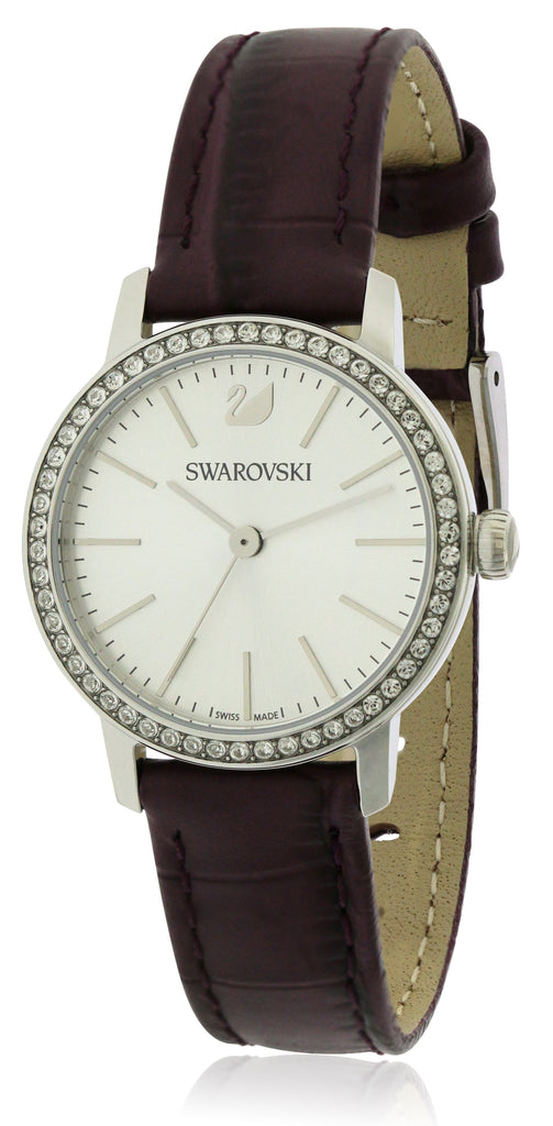 Swarovski Graceful Mini Ladies Watch - Violet -
