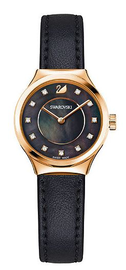 Swarovski Dreamy Ladies Watch - Black -