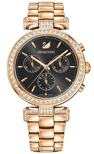 Swarovski Era Journey Ladies Watch - Rose Gold Tone -