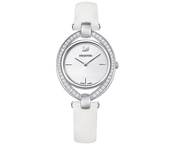 Swarovski Stella Leather Ladies Watch