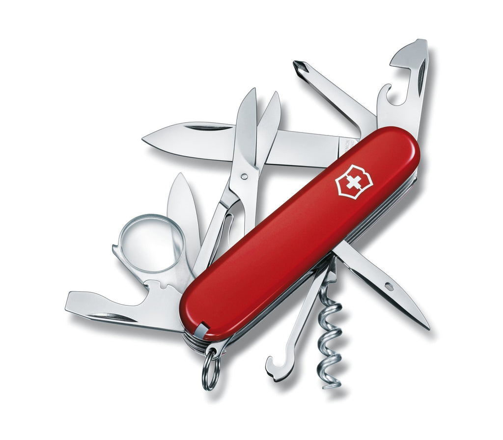 Swiss Army Victorinox Explorer - Red