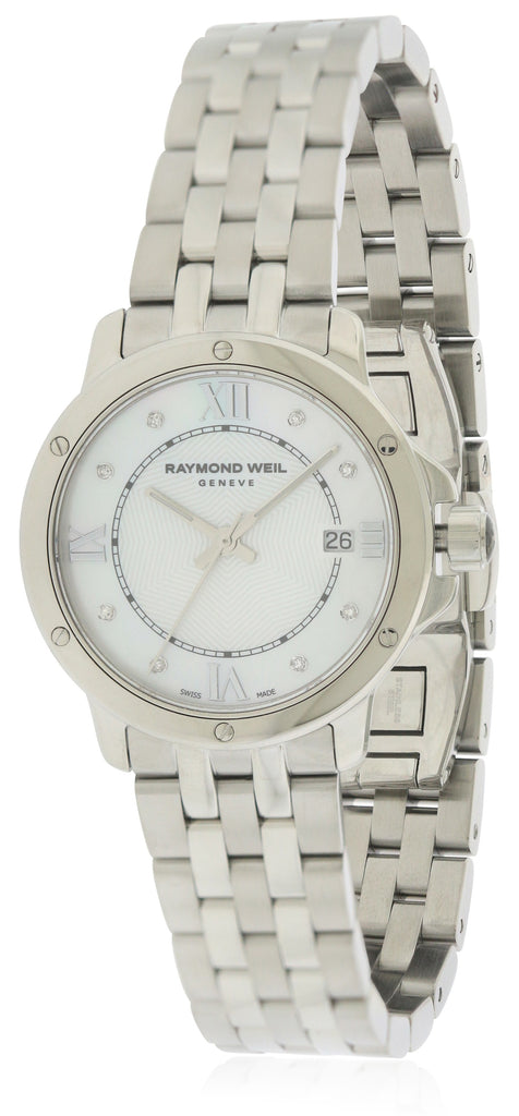 Raymond Weil Tango Diamond Ladies Watch