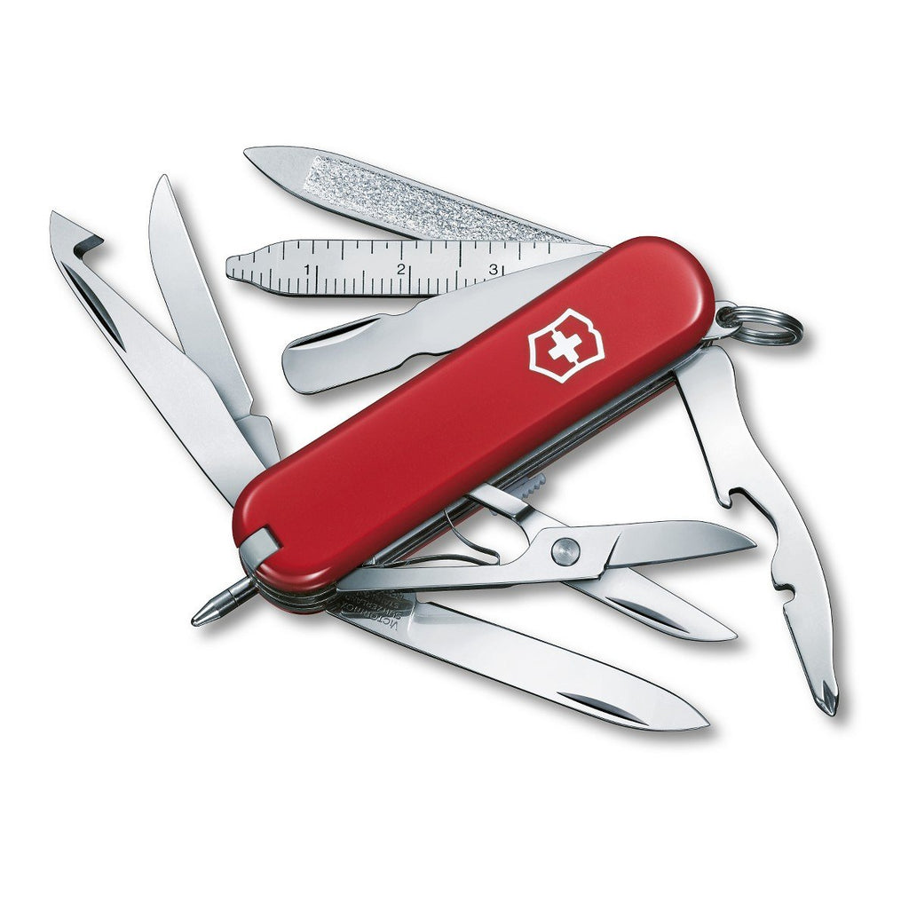 Swiss Army Victorinox Multi-Tool - MiniChamp Pocket Knife - Red