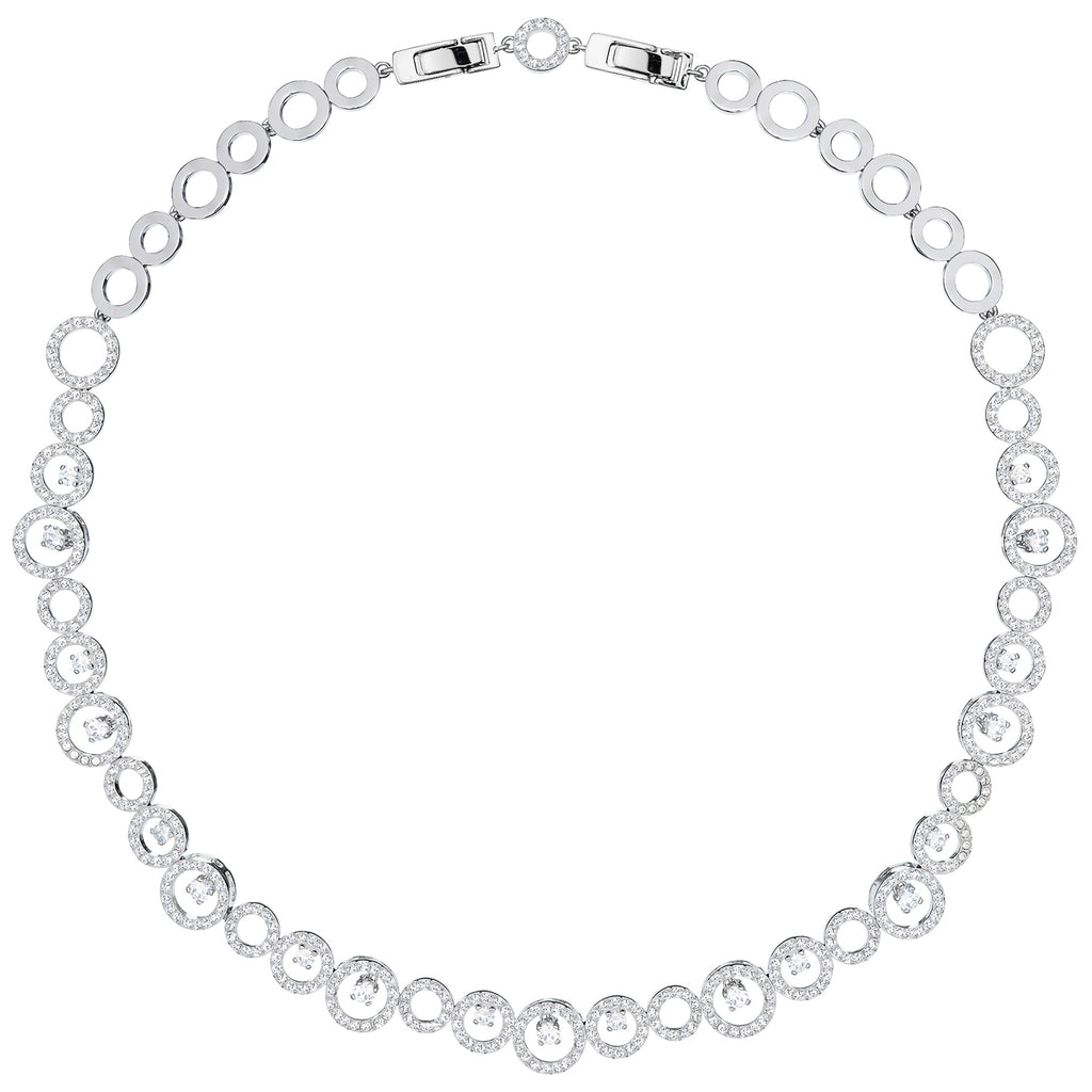Swarovski Creativity Clear All Around Necklace -