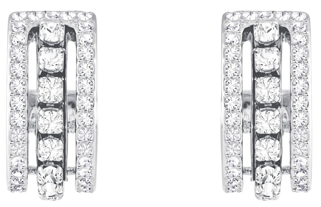 Swarovski Further Pierced Earrings -