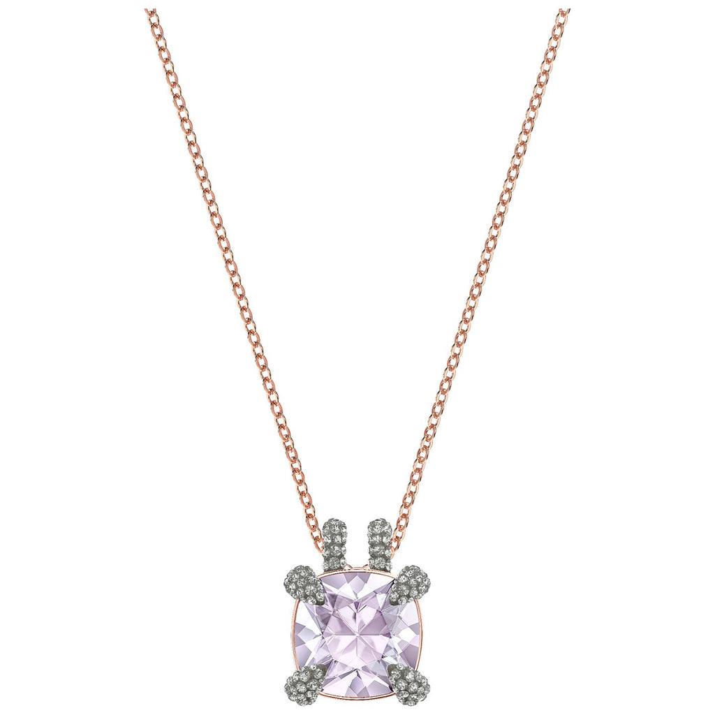 Swarovski Make up Pendant - Violet