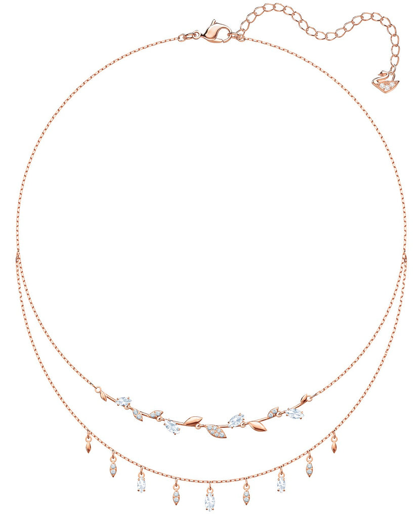 Swarovski Mayfly Necklace -