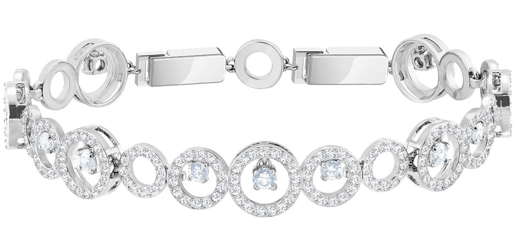 Swarovski Creativity Clear Crystal Bracelet -