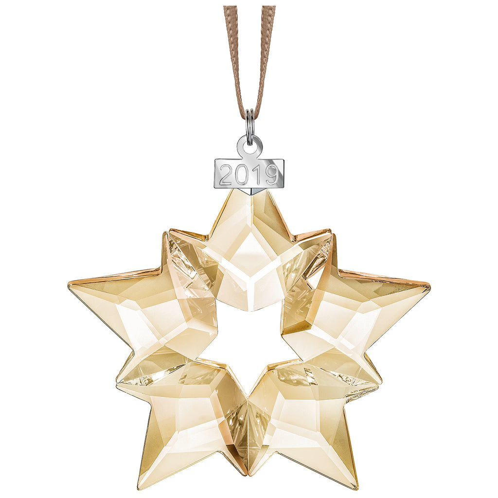 Swarovski SCS Christmas Ornament Annual Edition 2019 -