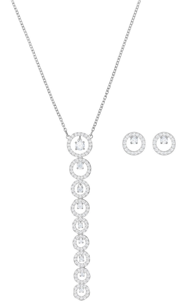Swarovski Creativity Long Jewellery Set -