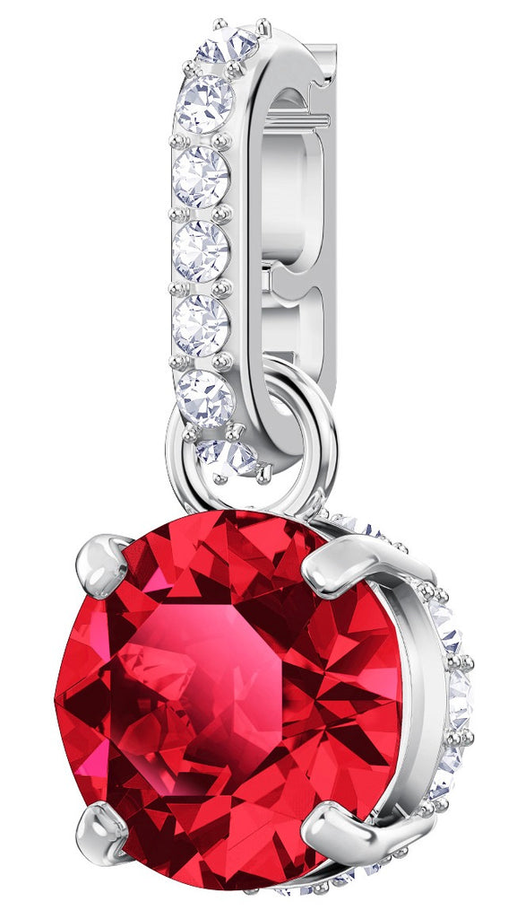 Swarovski Remix Red Birthstone January Charm -
