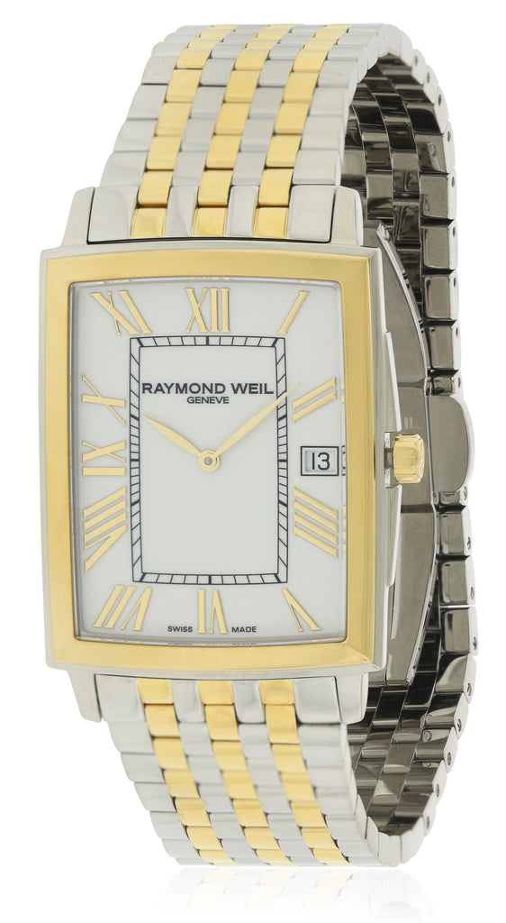 Raymond Weil Tradition Two-Tone Mens Watch