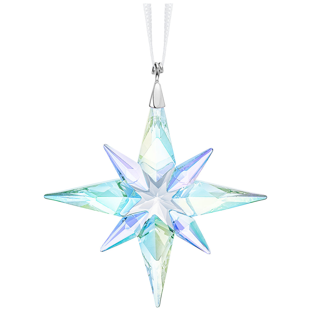 Swarovski Star Ornament Crystal AB Small -