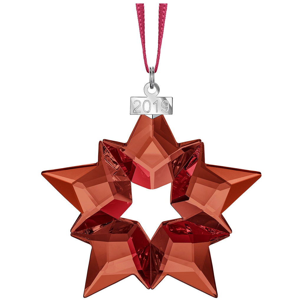 Swarovski Holiday Ornament A.E. 2019