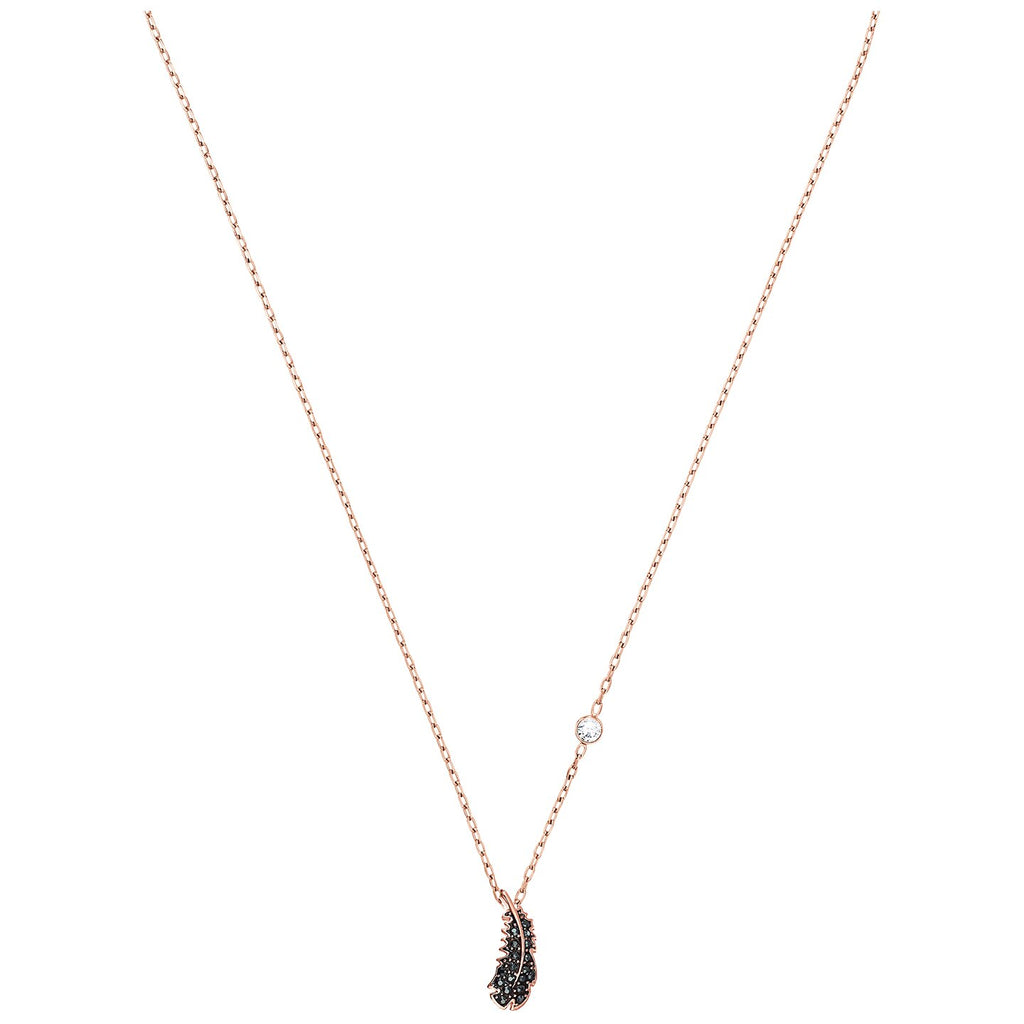 Swarovski Naughty Necklace - Black -