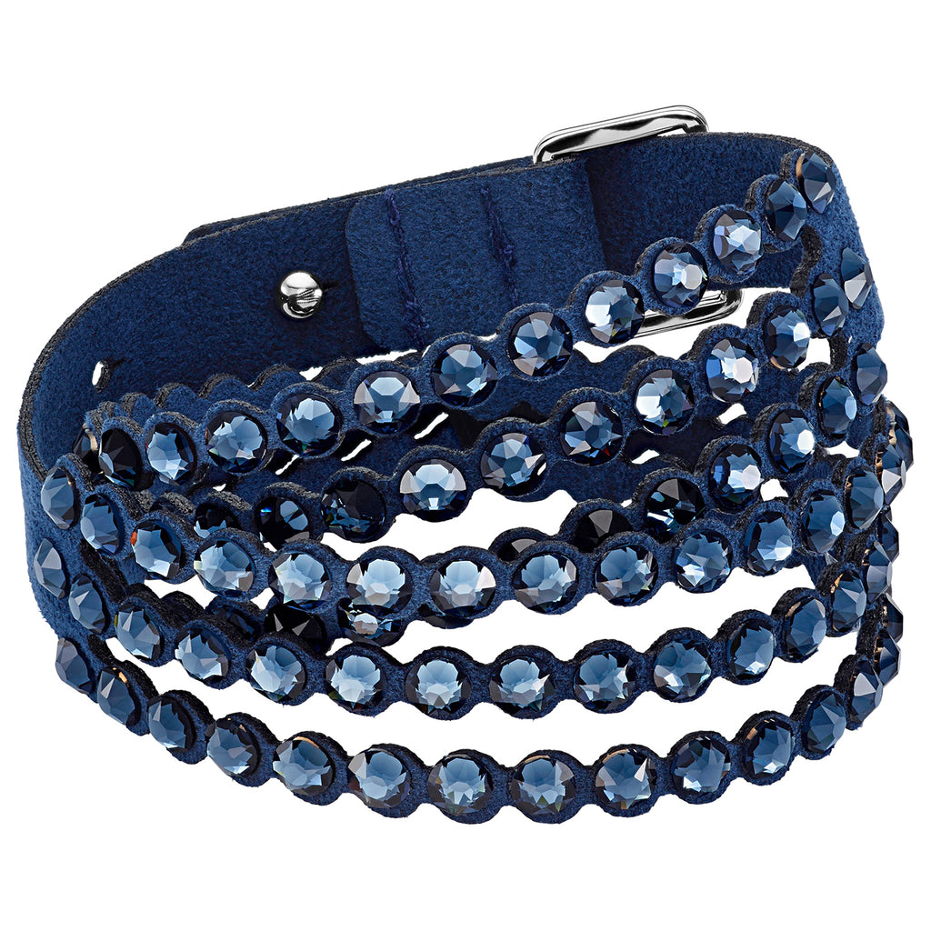 Swarovski Power Collection Bracelet - Blue -