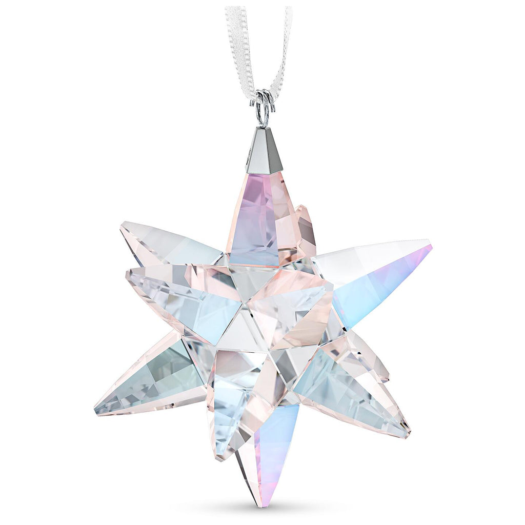 STAR ORNAMENT SHIMMER MEDIUM