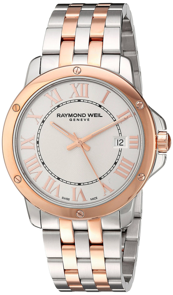 Raymond Weil Tango Two-Tone Mens Watch