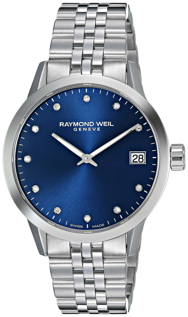 Raymond Weil Freelancer Stainless Steel Ladies Watch