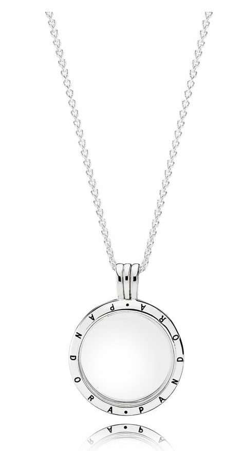 Pandora Locket Necklace - Medium  -