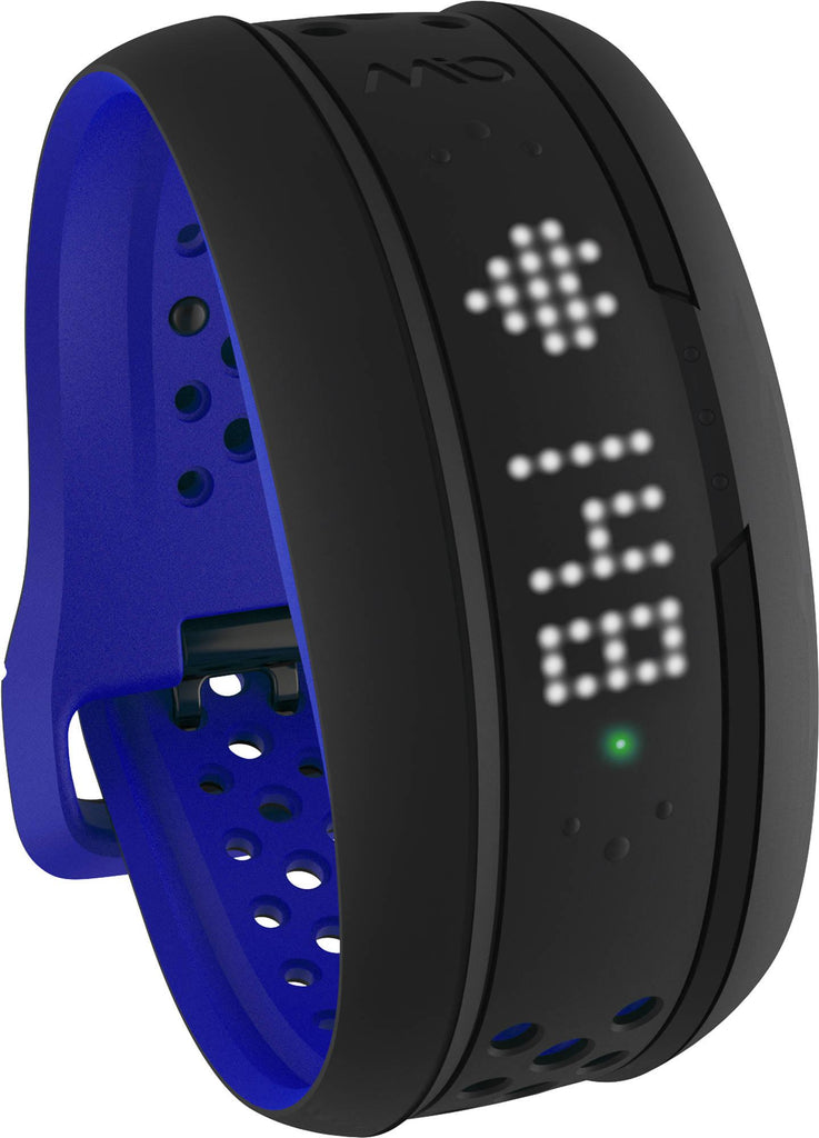 Mio Global FUSE Heart Rate Monitor and Activity Tracker Wristband -