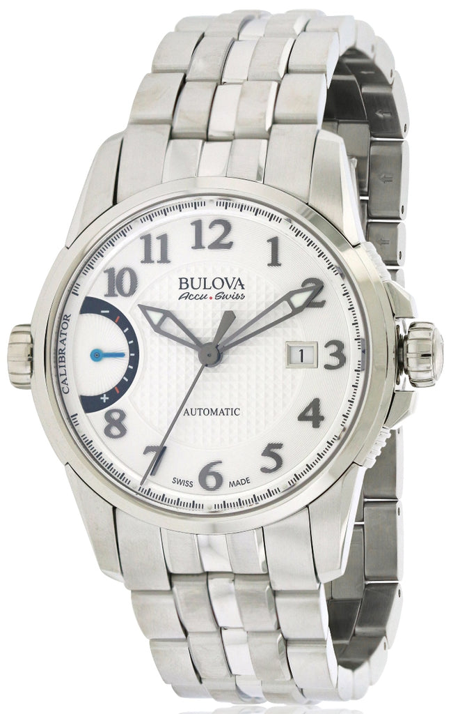 Bulova AccuSwiss Calibrator Automatic Mens Watch