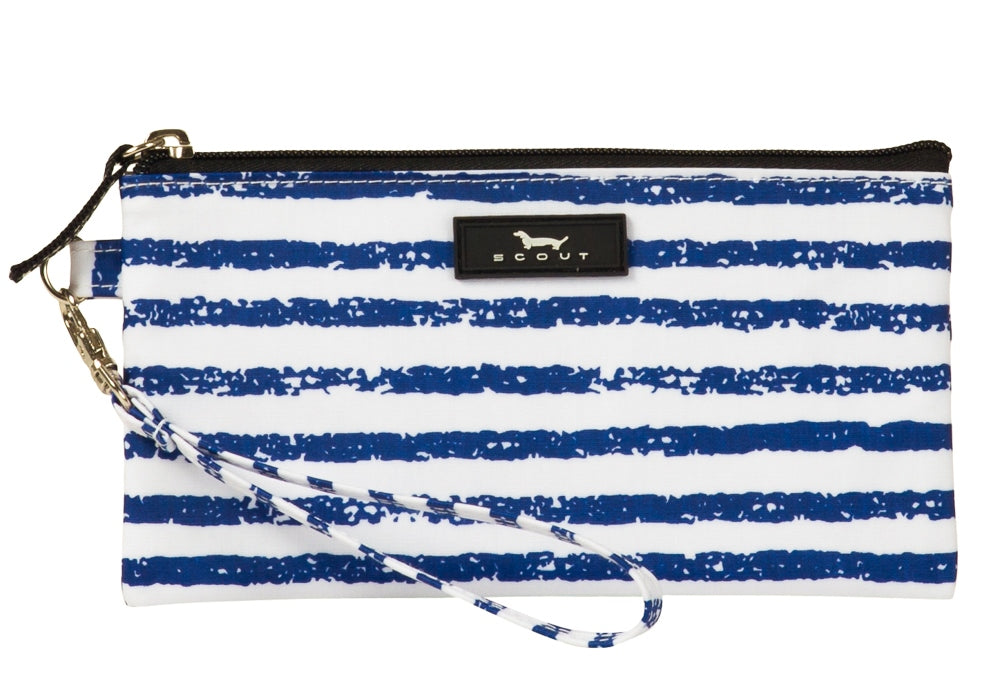 SCOUT Kate Wristlet - Chalk The Line -