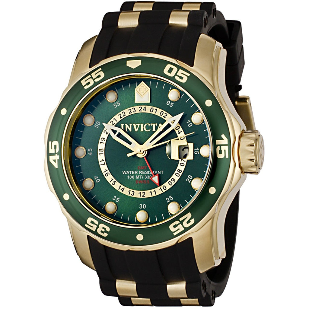 Invicta Pro Diver Polyurethane  Mens Watch