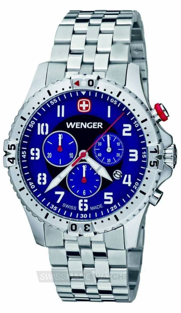 Wenger Squadron Mens Watch