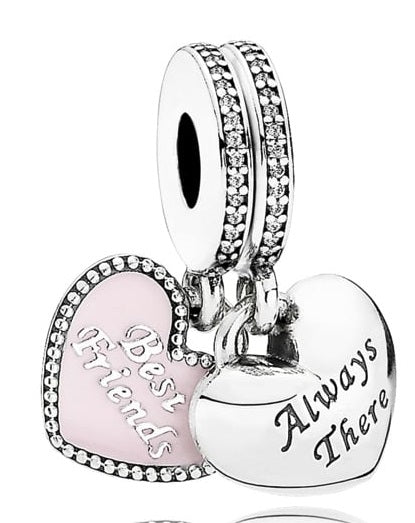 Pandora Best Friends Pendant Charm -