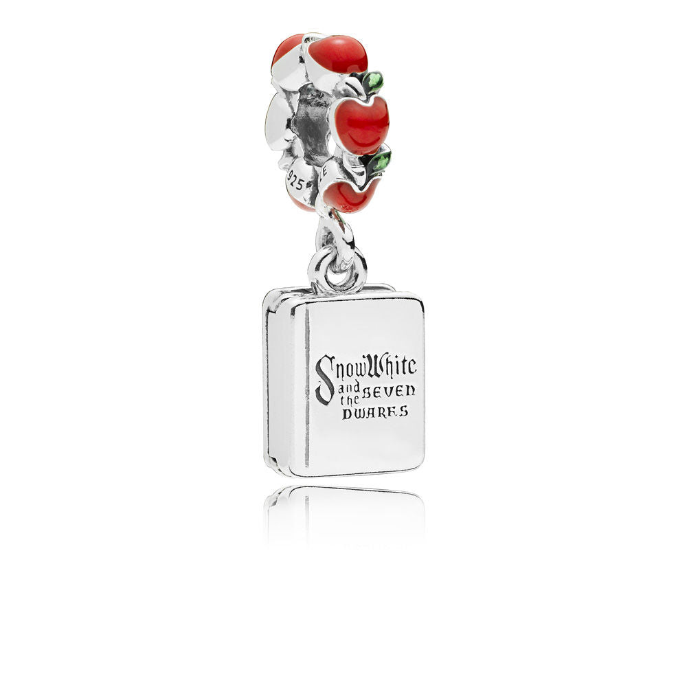 PANDORA Disney Snow White & The Seven Dwarfs Book Dangle Charm -