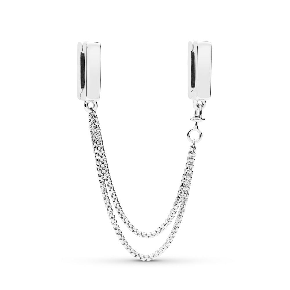 PANDORA Reflexions Floating Chains Safety Chain