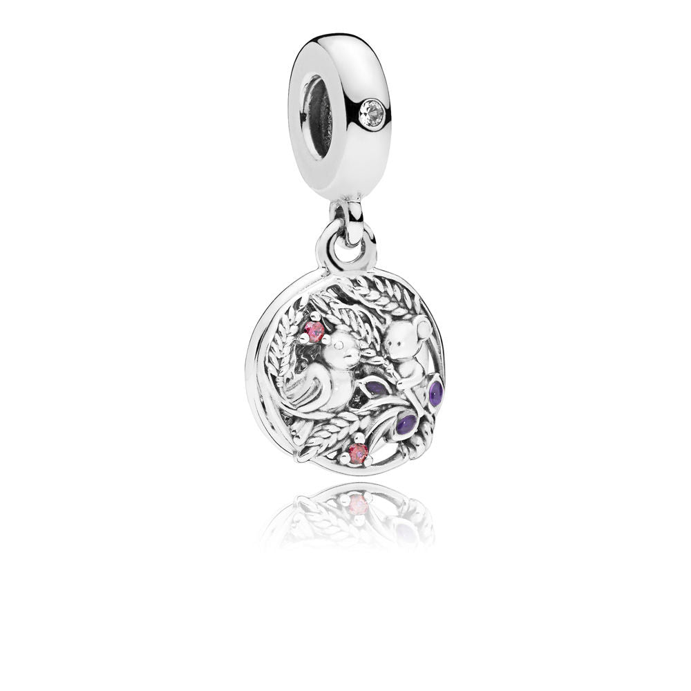 PANDORA Always By Your Side Dangle Charm -