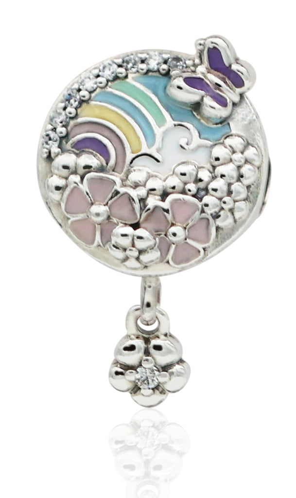 PANDORA Flower Color Story Charm