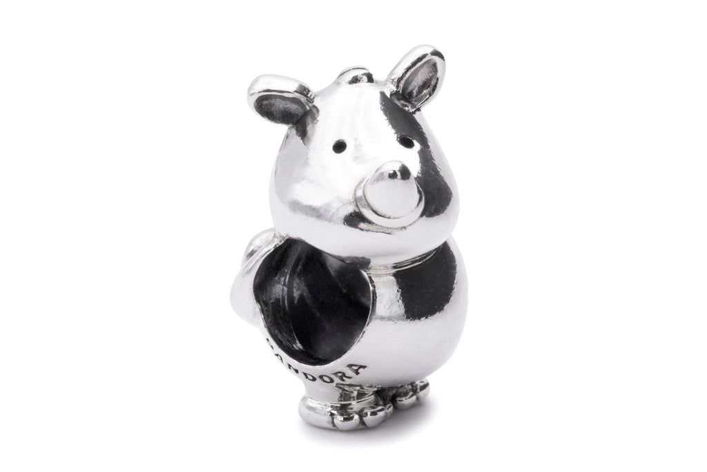 PANDORA Rino the Rhinoceros Charm