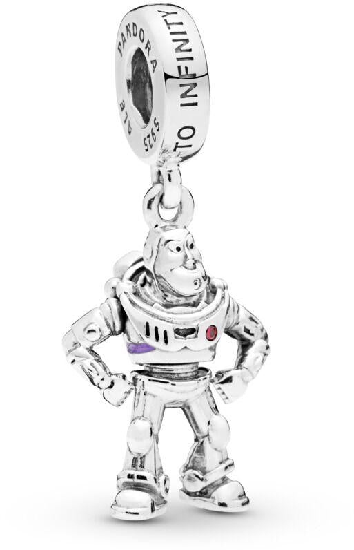 PANDORA Disney Pixar - Toy Story - Buzz Lightyear Dangle Charm