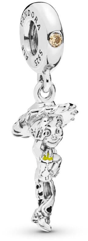 PANDORA Disney Pixar - Toy Story - Jessie Dangle Charm