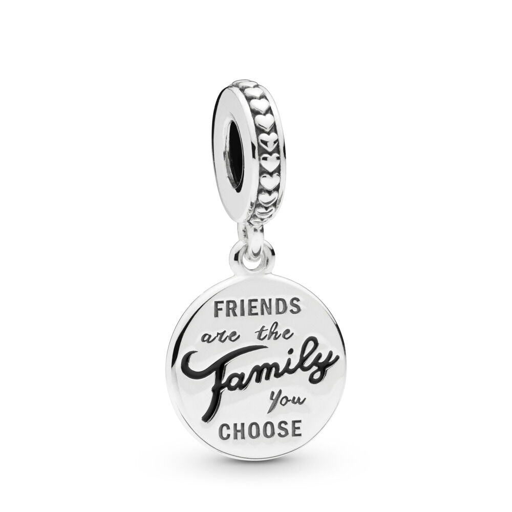 PANDORA Friends Are Family Dangle Charm -