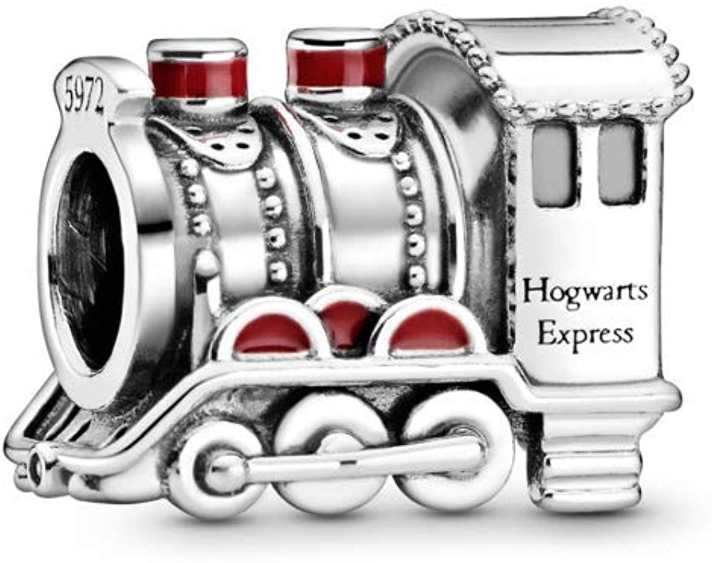 Pandora Harry Potter Hogwarts Express Train Charm