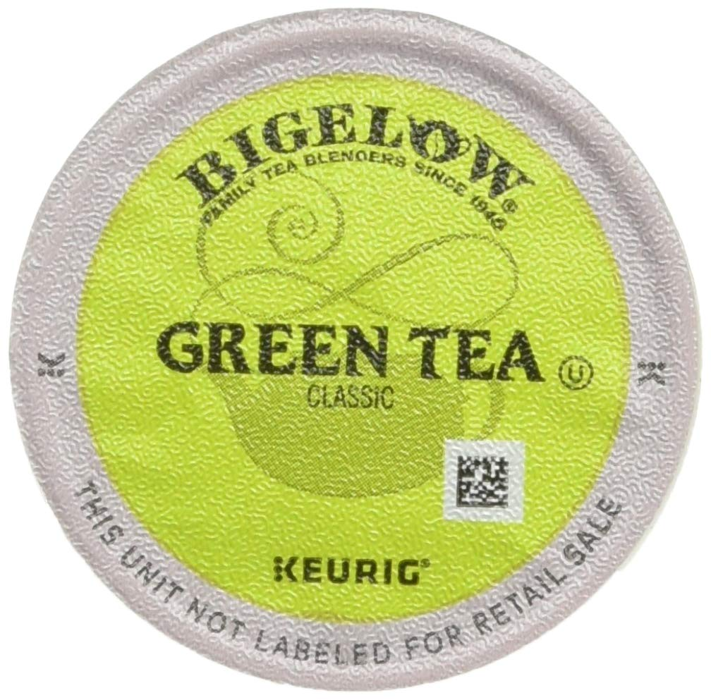 Bigelow Green Tea Keurig Single-Serve K-Cup Pods 24 Count