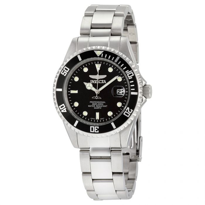 Invicta Pro Diver Stainless Steel Mens Watch