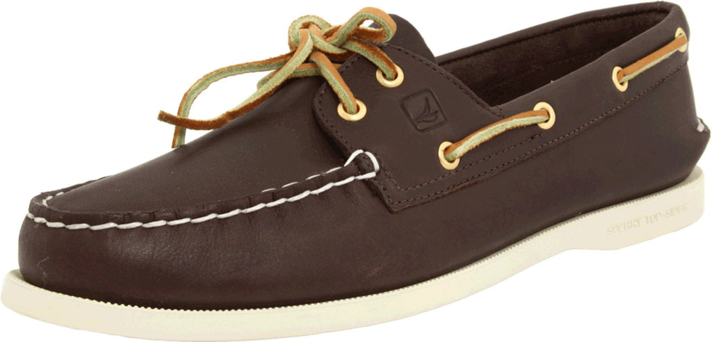Sperry Top-Sider A/O 2-Eye Shoe - Brown - 7