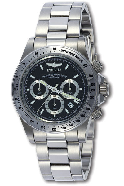 Invicta Speedway S 200 Meter Chronograph Mens Watch