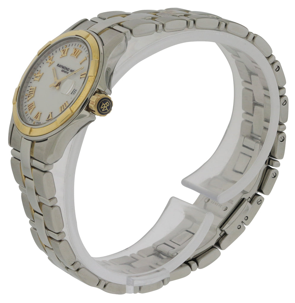 Raymond Weil Parsifal Two-Tone Ladies Watch