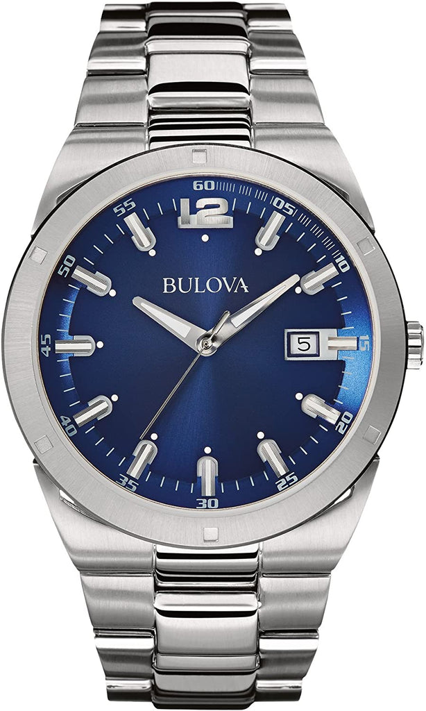 Bulova Mens Classic Analog Display Watch