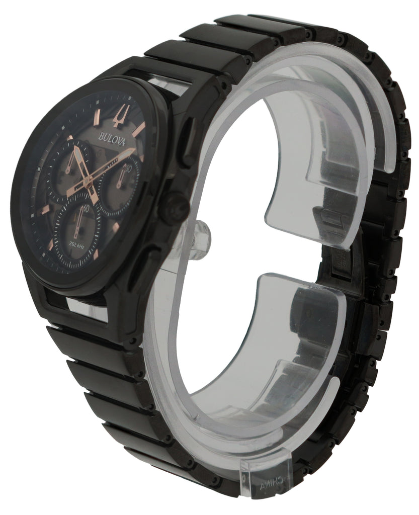 Bulova CURV Chronograph Mens Watch