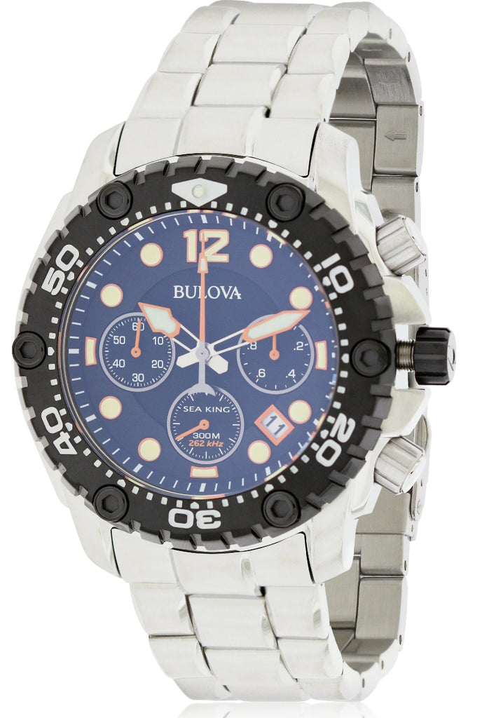 Bulova Sea King Chonograph Mens Watch
