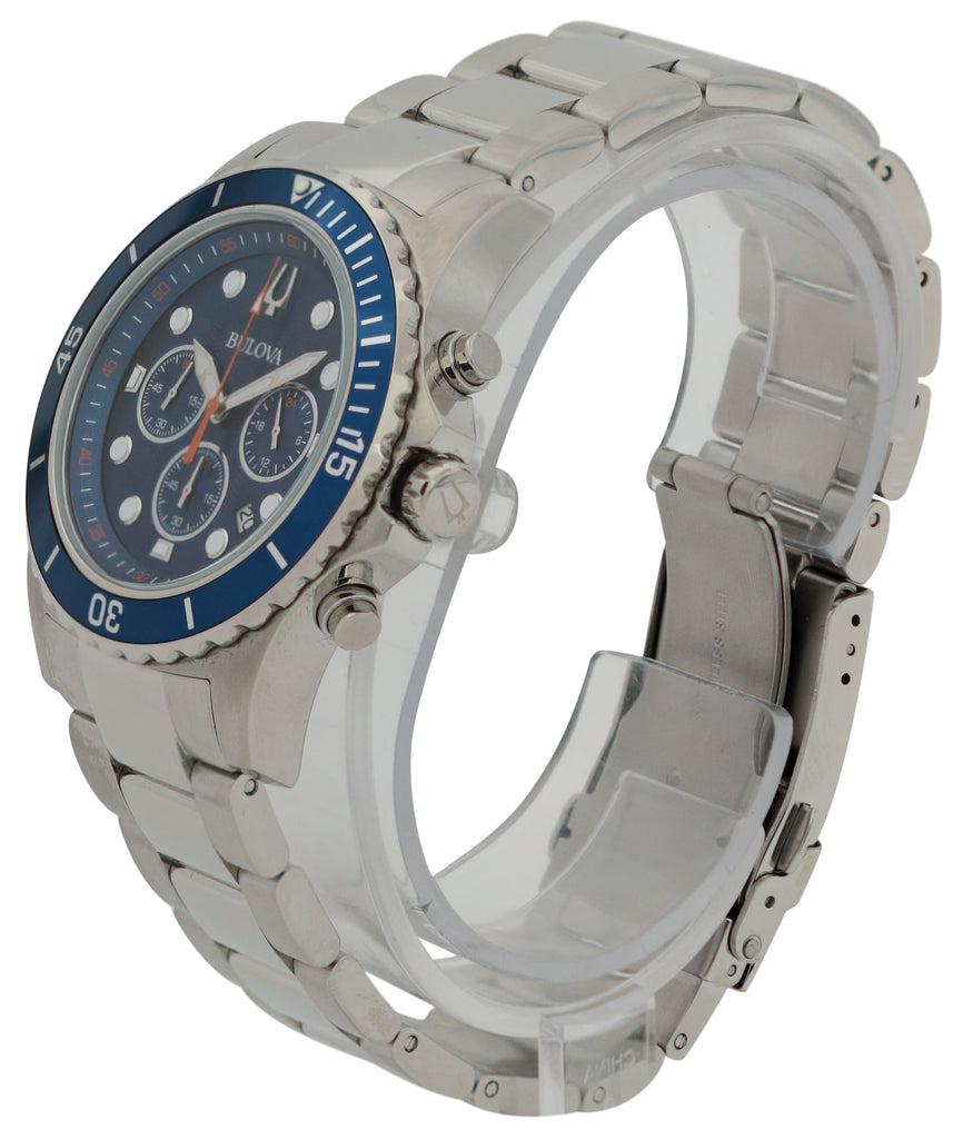 Bulova Chronograph Mens Watch