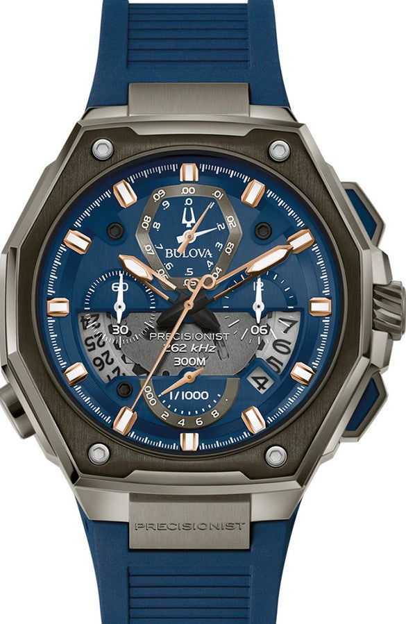 Bulova X Precisionist 10th Anniversary Limited Mens Watch
